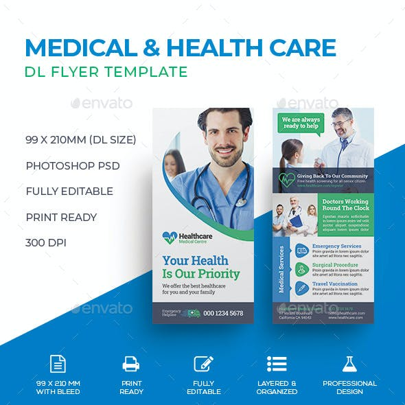 Medical DL Flyer