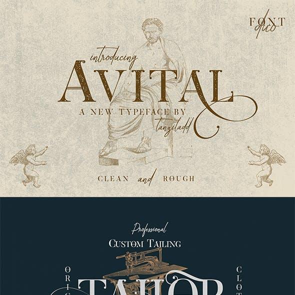 Avital Font Duo