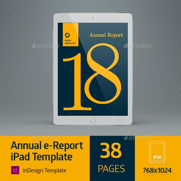 Annual e-Report 38 pages