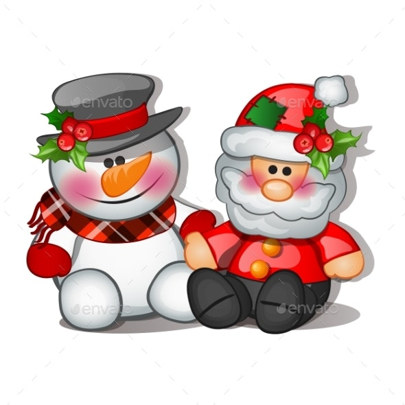 Christmas Toys - Christmas Seasons/Holidays