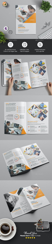 Bi fold Brochure - Corporate Brochures