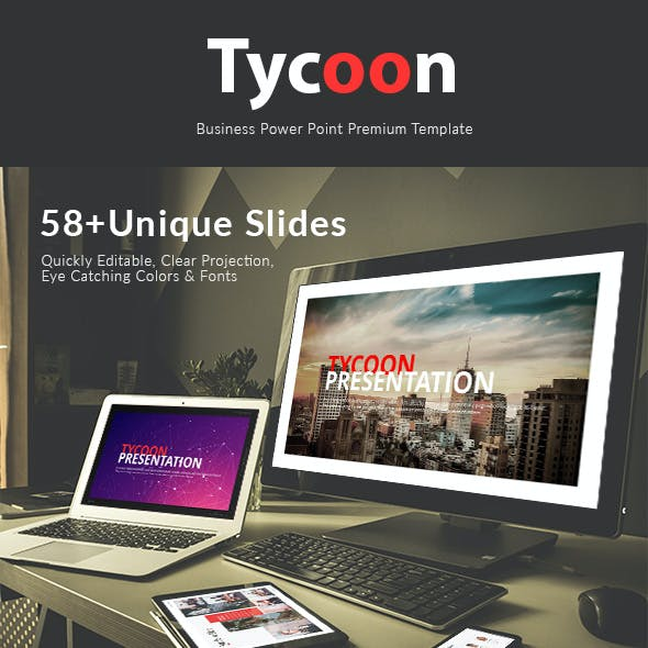 Tycoon Power Point Presentation