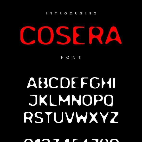 Cosera Font