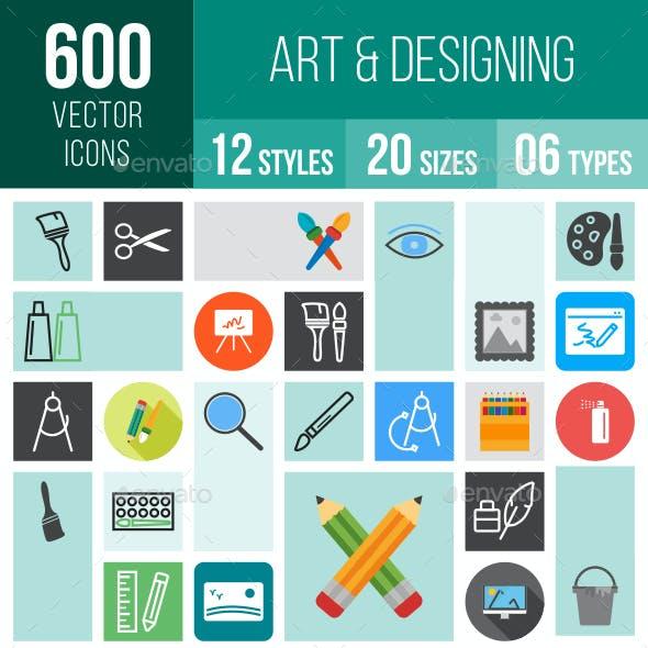 Art & Designing Icons