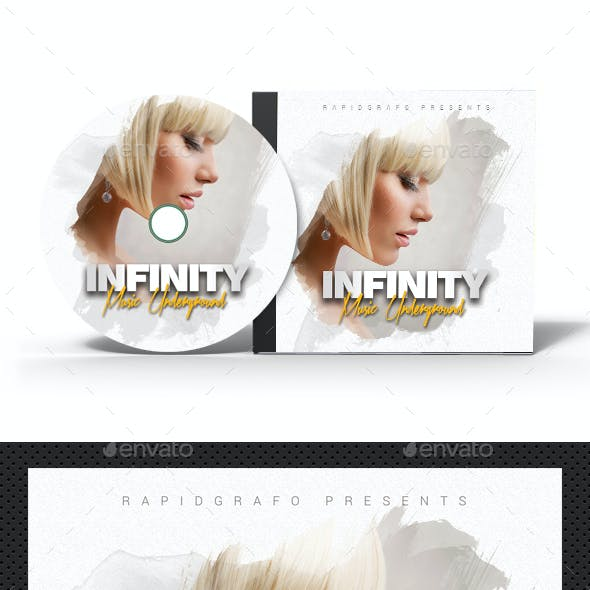Infinity Music CD Cover