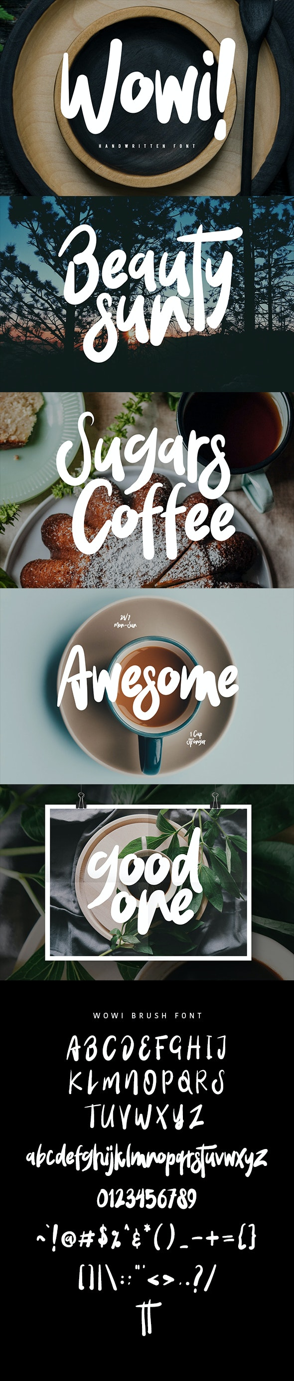 Wowi Typeface - Cool Fonts