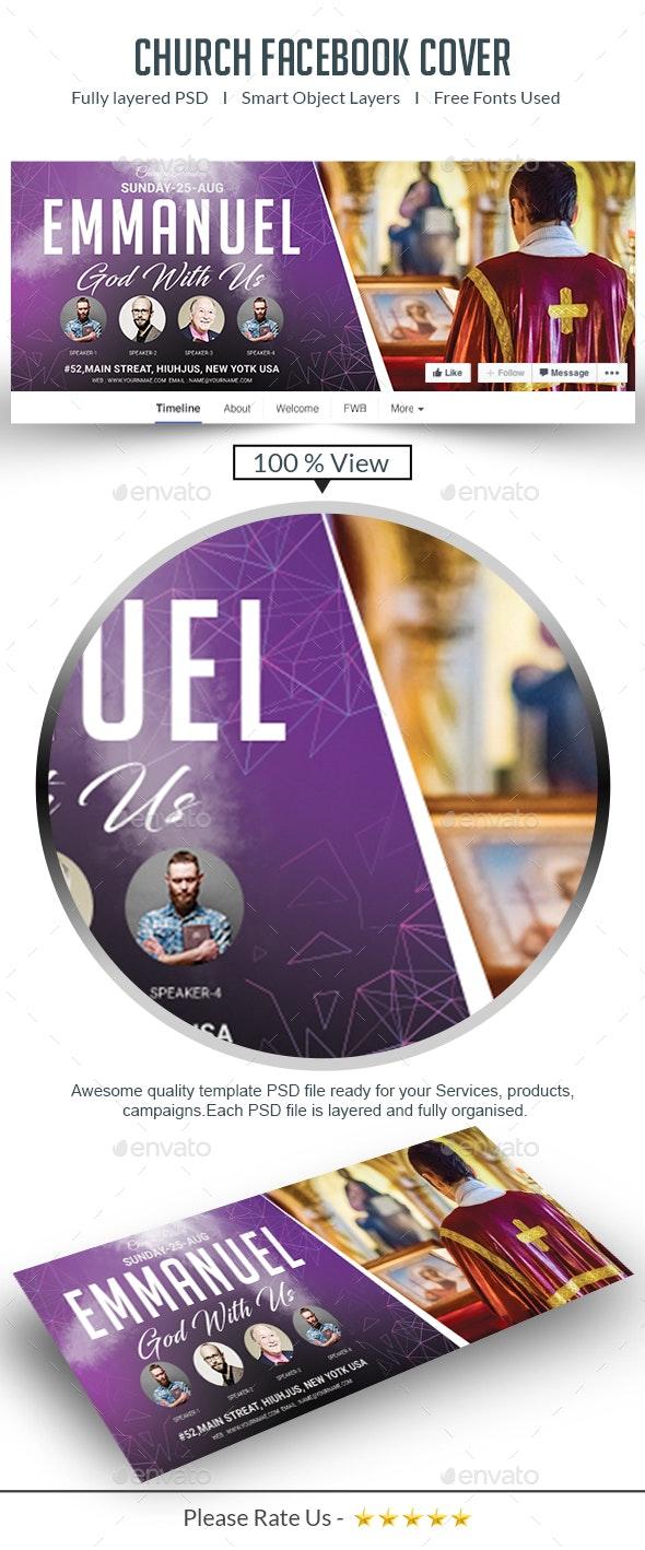 Church - Facebook Cover - Facebook Timeline Covers Social Media