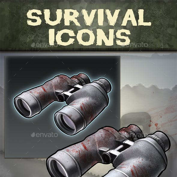 Survival Icons