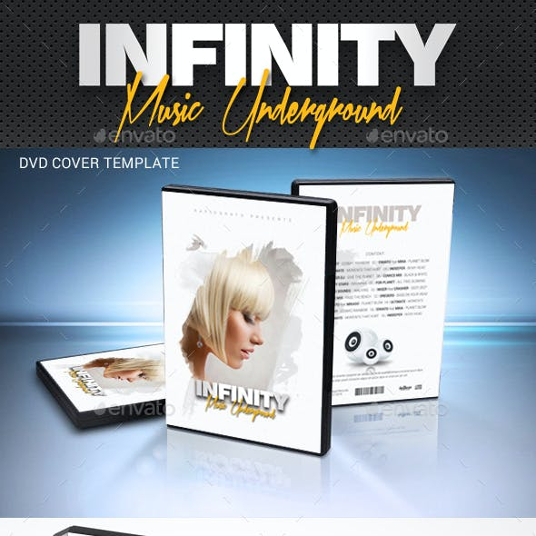 Infinity DVD Cover Template