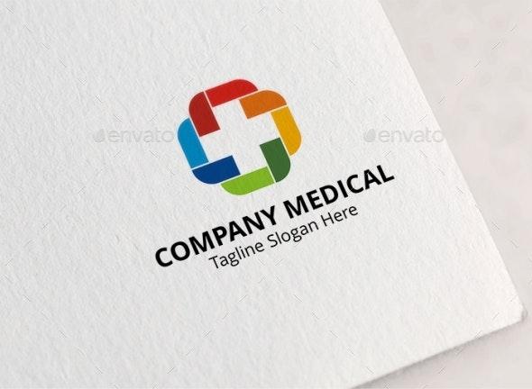 Medical Logo - Company Logo Templates