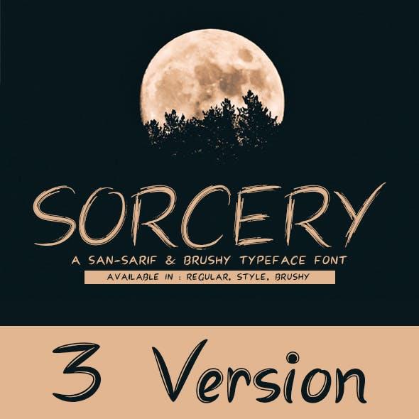 Sorcery Font