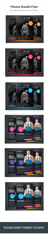 Fitness Bundle Flyer - Sports Events