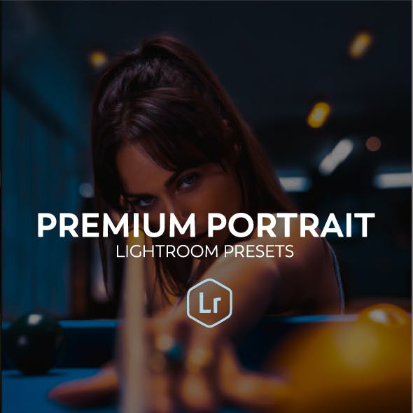21 Pro Portrait Lightroom Presets