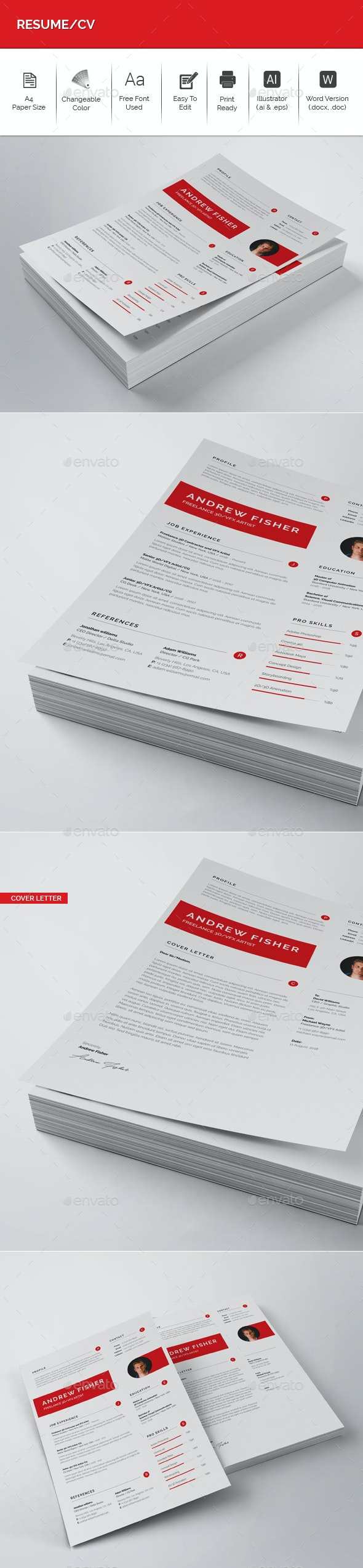 Resume/CV - Resumes Stationery
