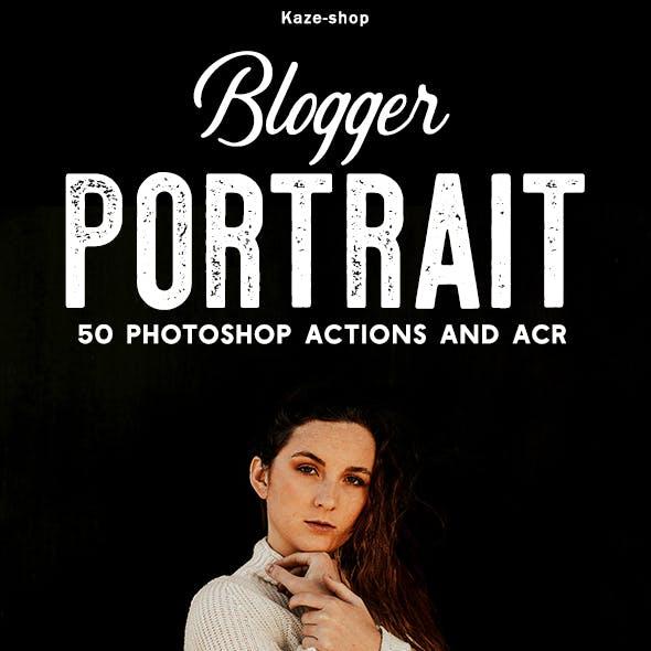 Blogger Portrait Collection