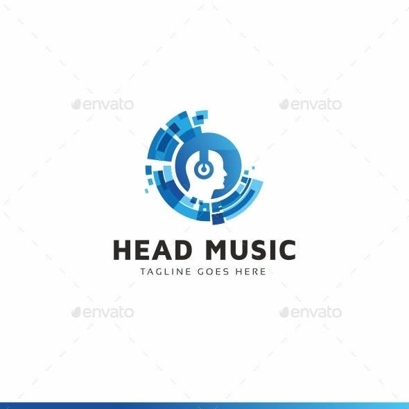 Virtual Human Mind Logo