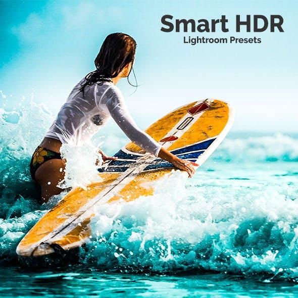 Smart HDR - Lightroom Presets
