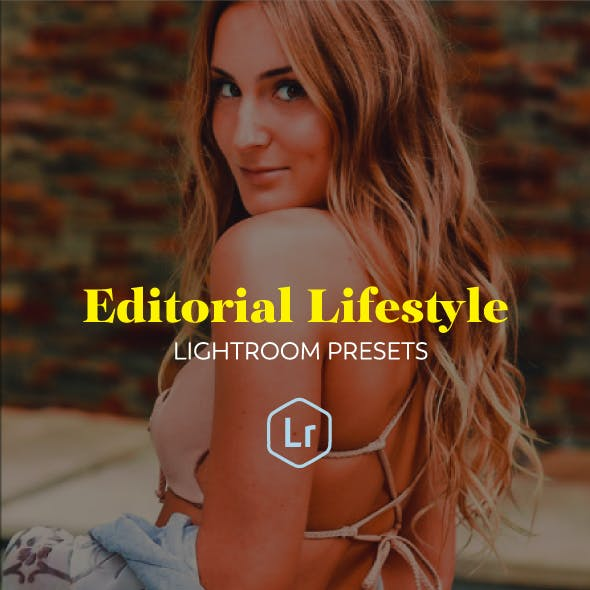 20 Lifestyle Portrait Lightroom Presets