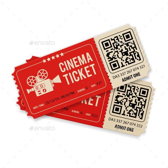 Set Cinema Tickets - Media Technology