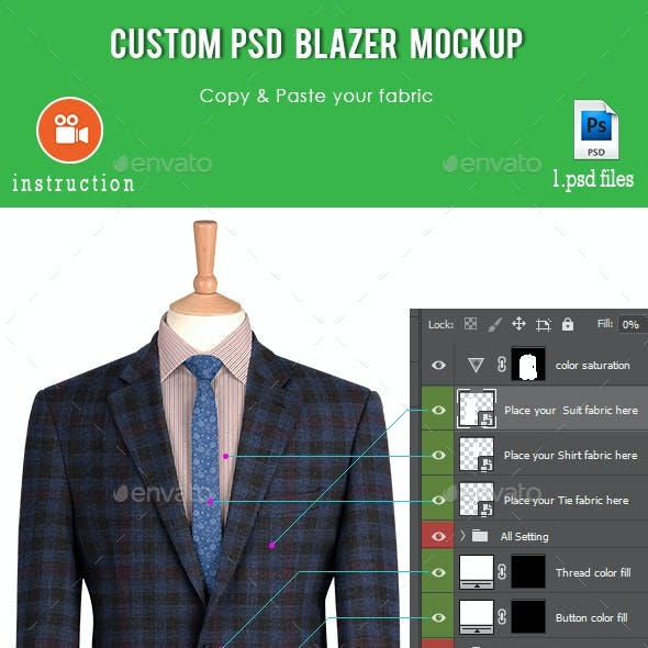 Custom Balzer Mockup