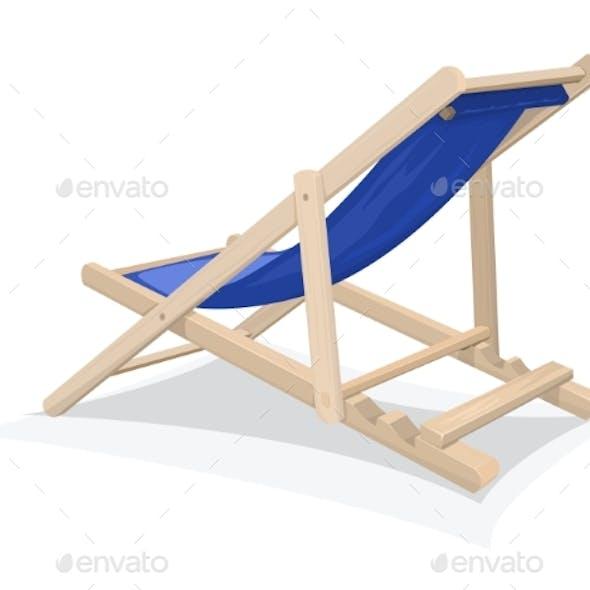 Vector Beach Chair