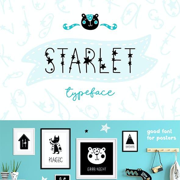 Starlet Typeface