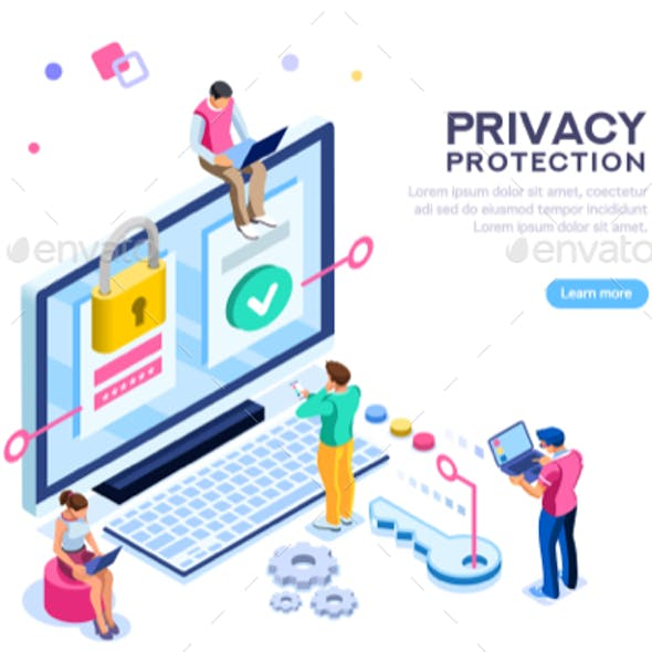 General Data Protection Banner