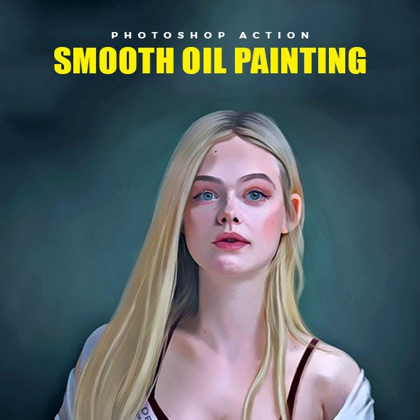 Smooth Oil Painting