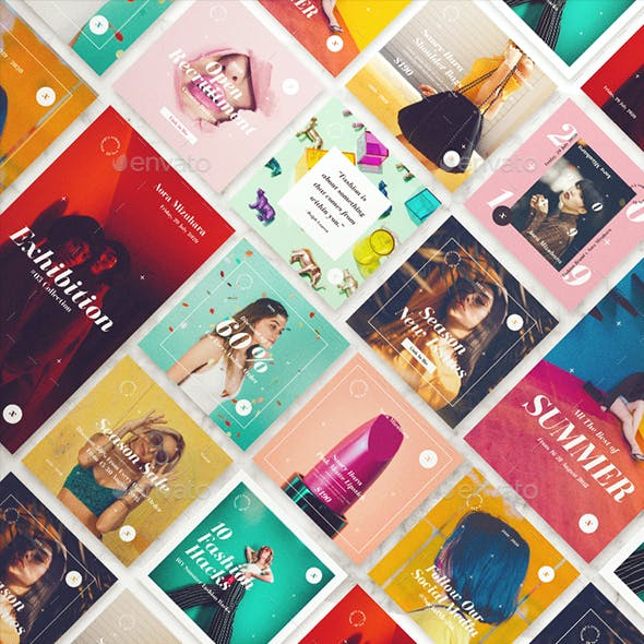 Animated Instagram Stories Pack