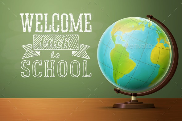 Back to School Banner Template - Miscellaneous Vectors