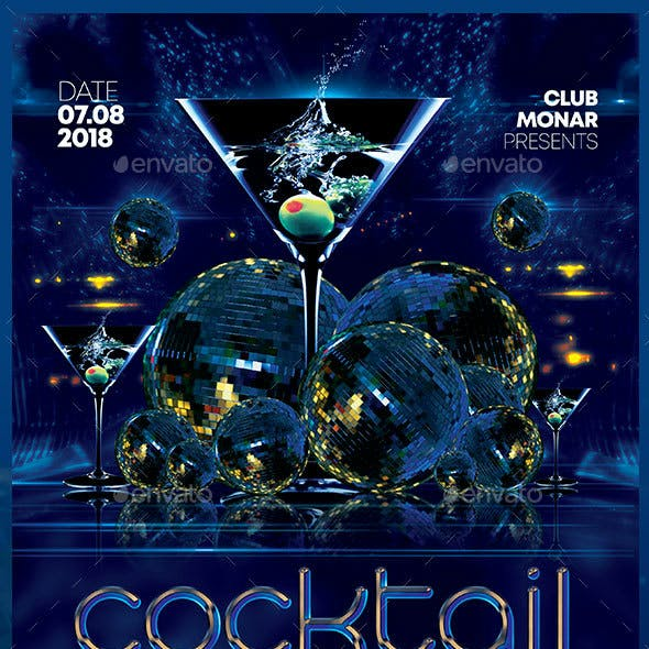 Cocktail and Disco Night