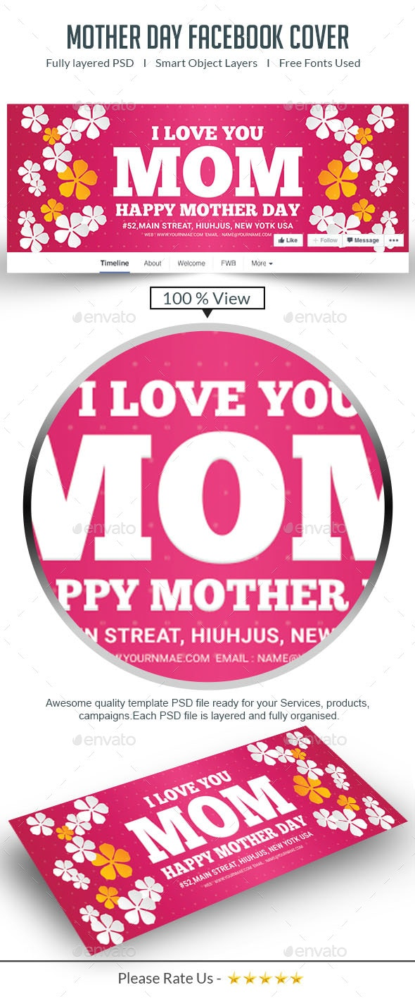 Mothers Day Facebook - Facebook Timeline Covers Social Media