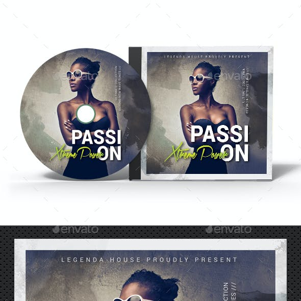 Passion Music CD Cover