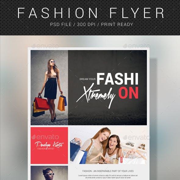 Fashion Flyer 14