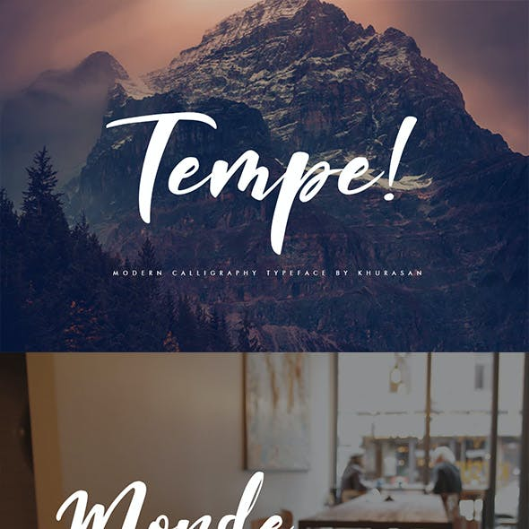Tempe! Script