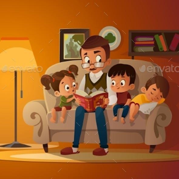 Cozy Family Evening
