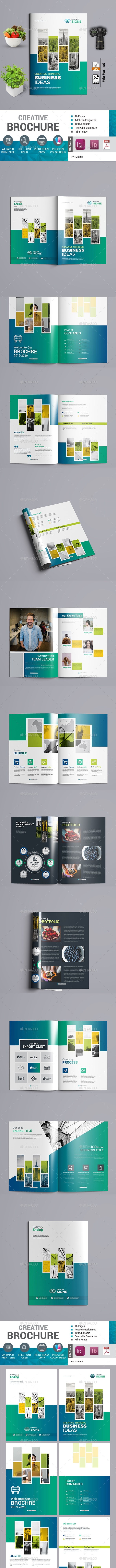 Business Brochure - Brochures Print Templates