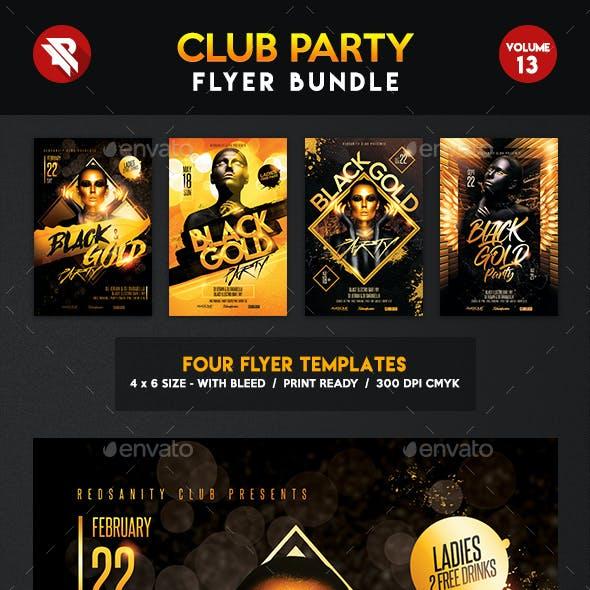 Club Flyer Bundle Vol.13