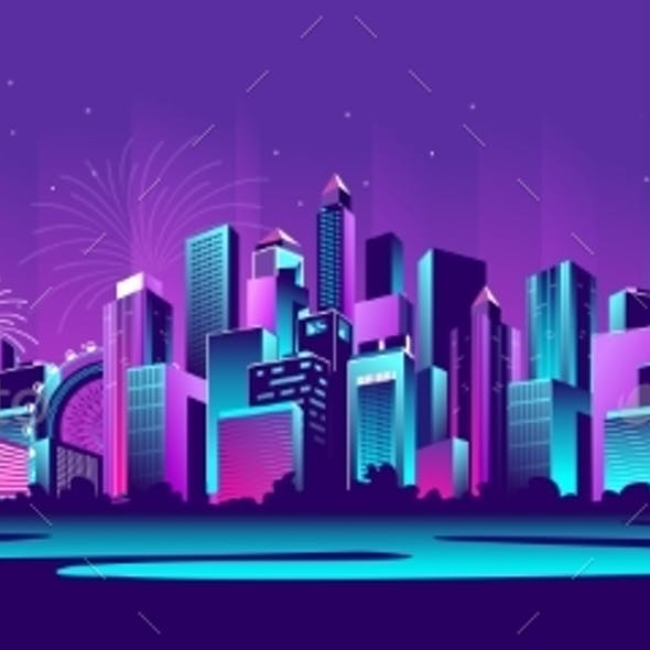 Big Neon City