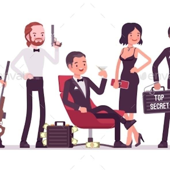 Secret Service Team