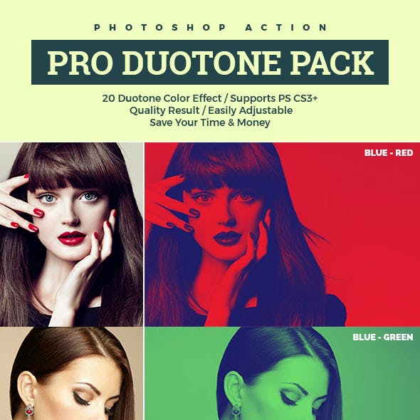 Pro Duotone Pack