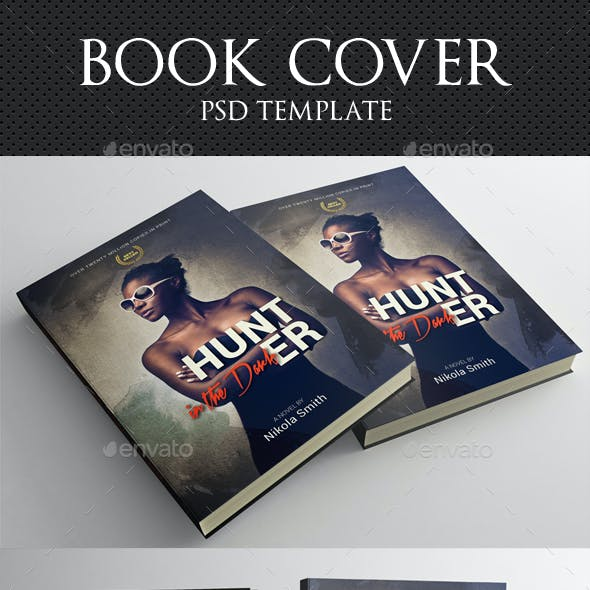Book Cover Template 52