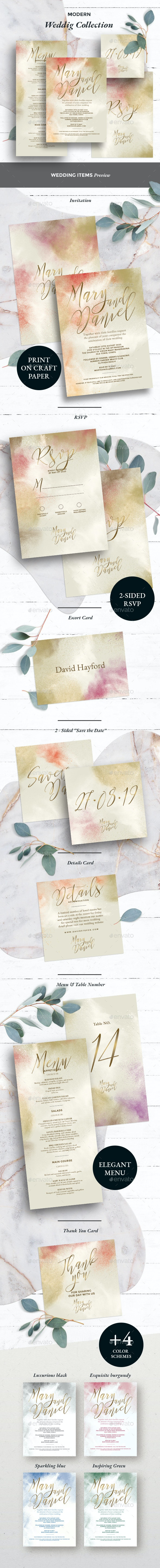 Wedding Collection - Weddings Cards & Invites