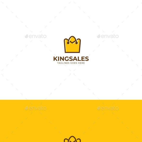 Kingsale logo template
