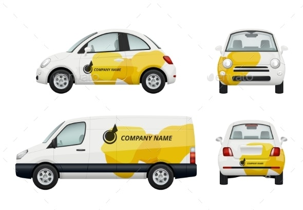 Cars Branding - Man-made Objects Objects