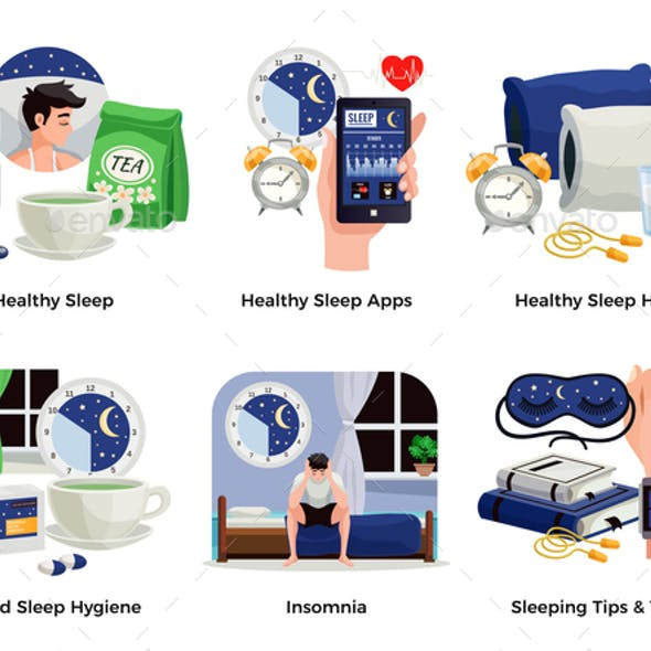 Healthy Sleep And Insomnia Compositions