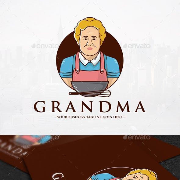 The Grandma Recipes Logo