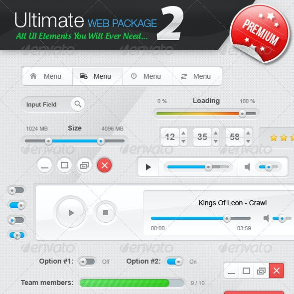 Ultimate Web Package 2