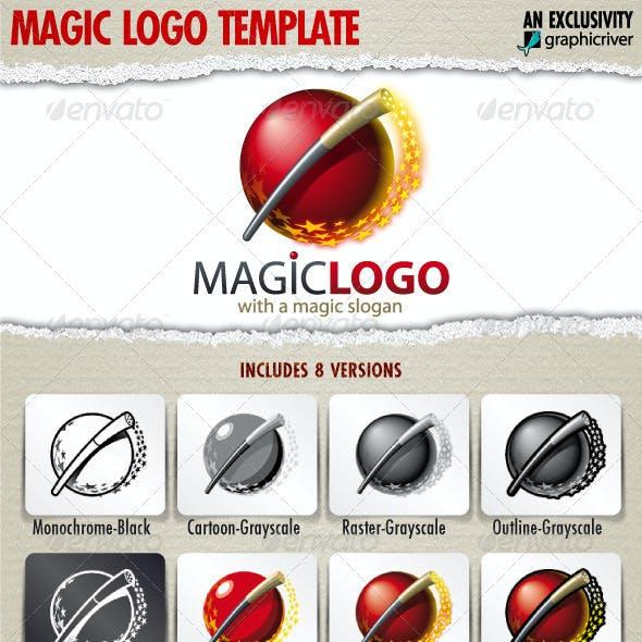 Magic Logo Template