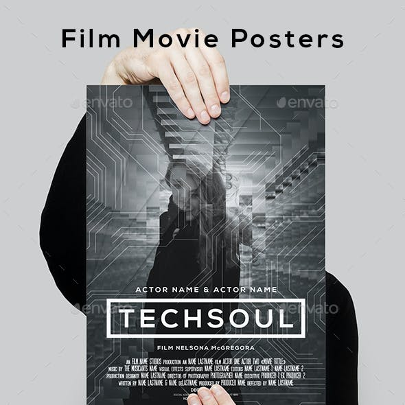 Film Movie Posters Bundle